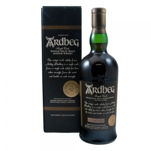Ardbeg 1976 Single Cask #2390 Feis Ile 2002 Front