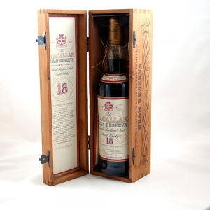 Macallan 1979 18 year old Gran Reserva Front