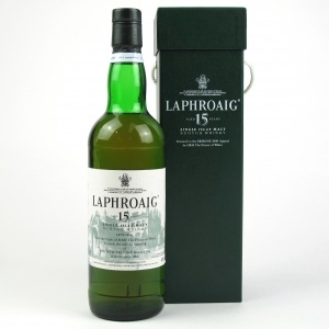 *Pics see Laura Laphroaig 15 Year Old Erskine 2000 Appeal / Mansion House