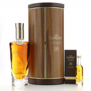 Glenlivet 1964 Winchester Collection 50 Year Old