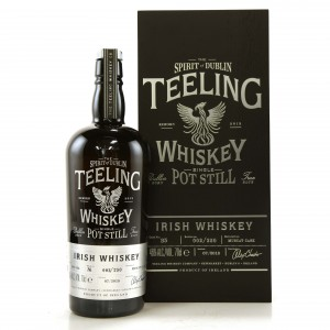 Teeling Celebratory Single Pot Still Whiskey / Bottle #002