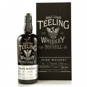 Teeling Celebratory Single Pot Still Whiskey / Bottle #003