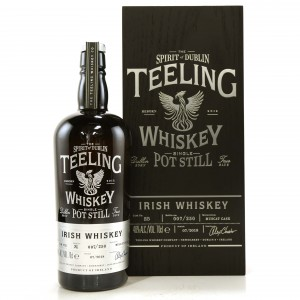 Teeling Celebratory Single Pot Still Whiskey / Bottle #007
