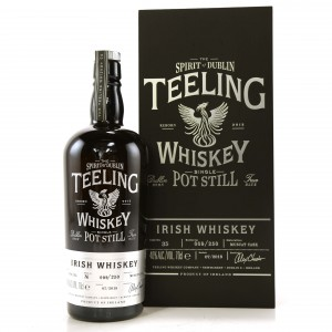 Teeling Celebratory Single Pot Still Whiskey / Bottle #009