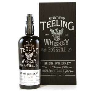 Teeling Celebratory Single Pot Still Whiskey / Bottle #010