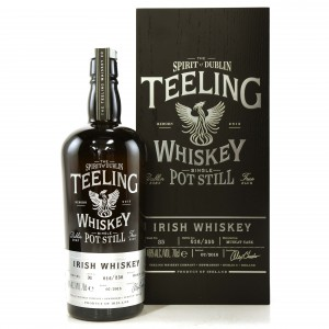 Teeling Celebratory Single Pot Still Whiskey / Bottle #016