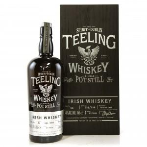 Teeling Celebratory Single Pot Still Whiskey / Bottle #021