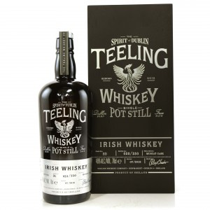 Teeling Celebratory Single Pot Still Whiskey / Bottle #023