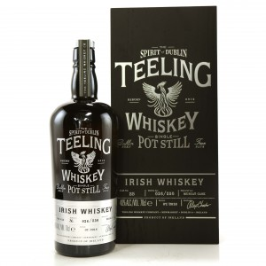 Teeling Celebratory Single Pot Still Whiskey / Bottle #026