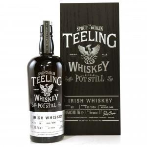 Teeling Celebratory Single Pot Still Whiskey / Bottle #031
