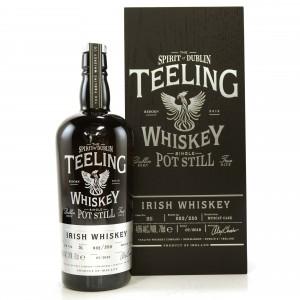 Teeling Celebratory Single Pot Still Whiskey / Bottle #032