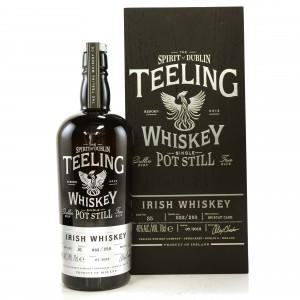 Teeling Celebratory Single Pot Still Whiskey / Bottle #033