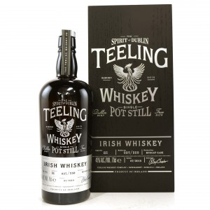 Teeling Celebratory Single Pot Still Whiskey / Bottle #037