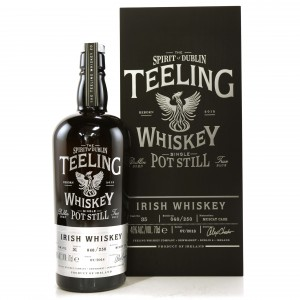 Teeling Celebratory Single Pot Still Whiskey / Bottle #040