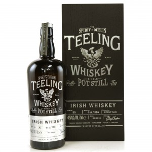 Teeling Celebratory Single Pot Still Whiskey / Bottle #044