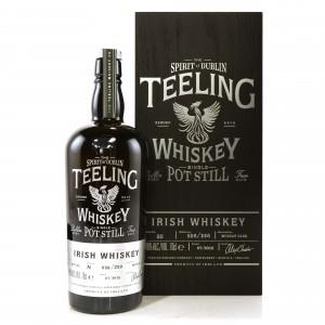 Teeling Celebratory Single Pot Still Whiskey / Bottle #056