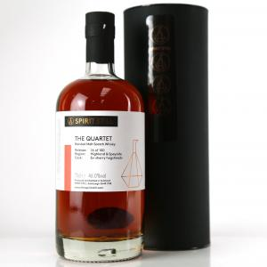 Quartet Spirit Still Peated Sherried Blended Malt​