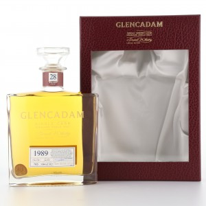 Glencadam 1989 Single Cask 28 Year Old