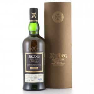 Ardbeg 2005 Single Oloroso Cask #1321 / Feis Ile 2018
