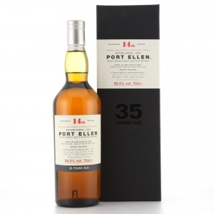 Port Ellen 1978 35 Year Old 14th Release
