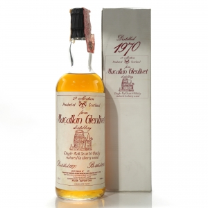 Macallan 1970 Moon Import / 2nd Collection
