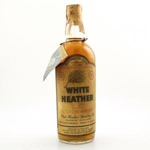 White Heather De Luxe 1 Litre 1950/60s