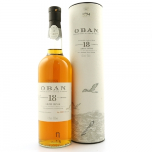 Oban 18 Year Old Limited Edition