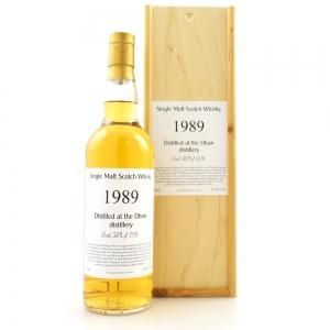 Oban 1989 Private Owners Bottling