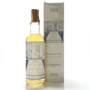 Laphroaig 1984 Moon Import / The Sails in the Wind