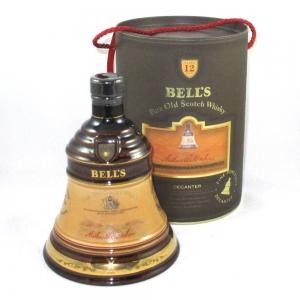 Bells 31st December 1995 Broxburn Commercial Division Front