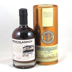 Bruichladdich 2002 Valinch The Coming of Age Front