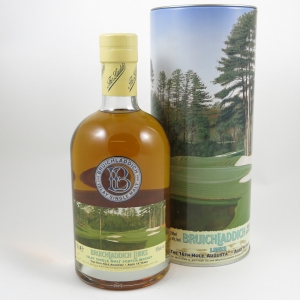 Bruichladdich Links 'The 16th Hole Augusta' 14 Year Old - Bottle No.1 Front