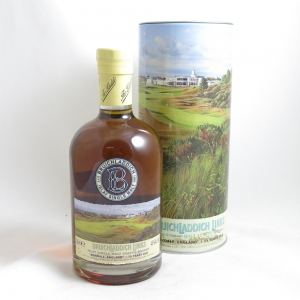 Bruichladdich Links Birkdale 15 Year Old (Signed) Front