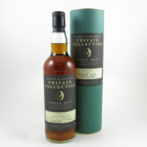 Caol Ila 1969 Gordon and Macphail 35 Year Old Front