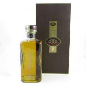 Glen Ord 30 Year Old Front