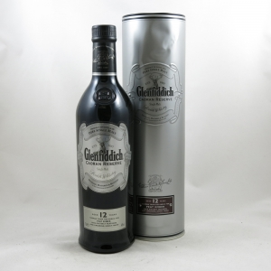 Glenfiddich 12 Year Old Caoran Reserve Front