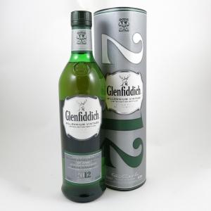 Glenfiddich Millenium Vintage 2012 Front