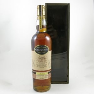 Glengoyne 1994 Single Cask Manzanilla Sherry Finish Front