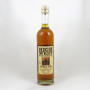 High West Double Rye U Barrel Select Front