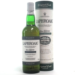 Laphroaig 10 Year Old Original Cask Strength / 57.3%
