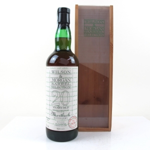 Mortlach 1990 Wilson and Morgan 20 Year Old