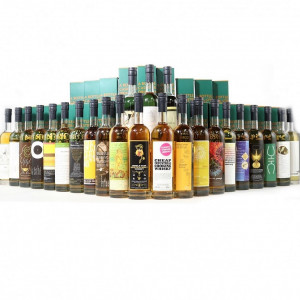 SMWS 26 Malts Collection 26 x 50cl / with 2 x Framed Prints