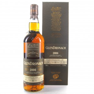 Glendronach 2006 Single Cask 11 Year Old #1979