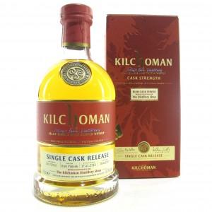 Kilchoman 2012 Single Rum Finished Cask / Distillery Exclusive