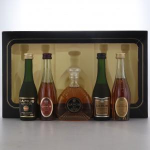 Camus Miniature Selection 5 x 5cl