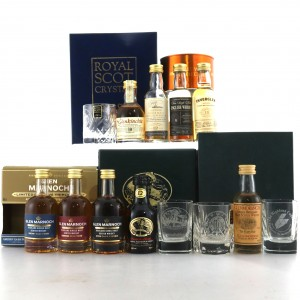 Whisky Gift Set's Miniature x 9