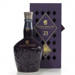 Chivas Royal Salute 23 Year Old / Taiwanese Exclusive