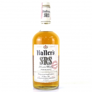 Haller's S.R.S 8 Year Old 40 oz.