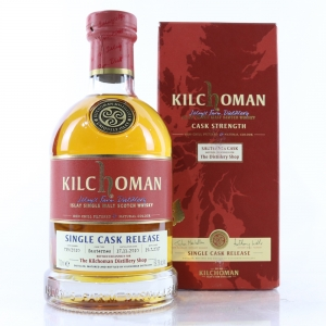 Kilchoman 2010 Single Cask / Distillery Exclusive