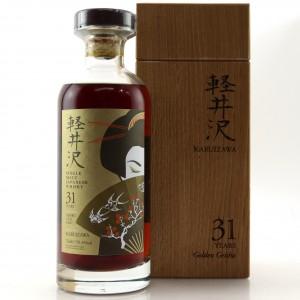Karuizawa 31 Year Old Sherry Cask #3667 / Golden Geisha